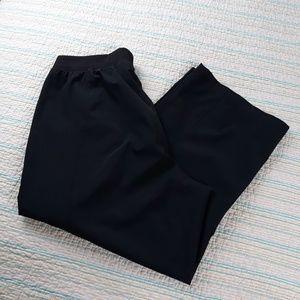 Chico's Zenergy 1 (8-M) Black Zip Pocket Pants